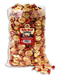 Nutty Brazil Toffees 2,5 KG