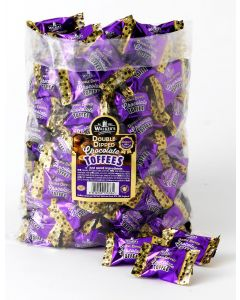 Double Dip Choco Toffees 2 KG