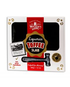 Toffee Drop Slab 400 gram