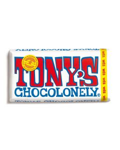 Tony's Chocolonely 180gr  WIT
