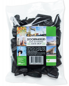Doorpakkers Drop 300 gram