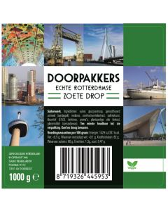 Doorpakkers Drop 1000 gram