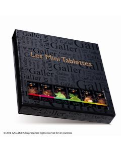 Galler Koffertje 54 Mini Tabletten