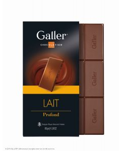 Galler Tablet Melk Extra 80gr